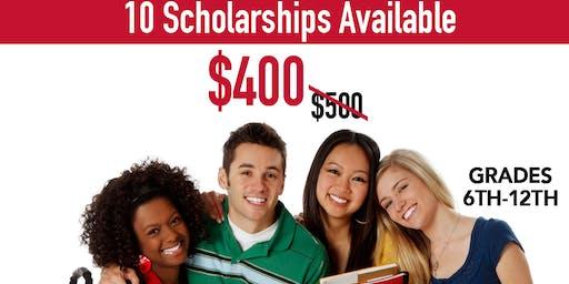 Genuine Academy Scholarship Night