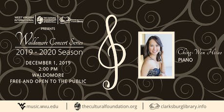 Waldomore Concert Series: Ching-Wen Hsiao tickets