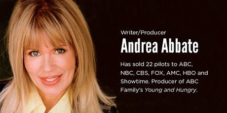 """HOW TO BOOK A ROLE IN A SITCOM with PRODUCER FROM """"Rude Awakening"""" tickets"""