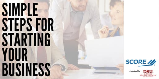 Simple Steps for Starting Your Business (November 2019)