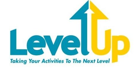 Level Up!!! Presented by Team Lawall tickets