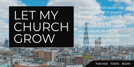 Let My Church Grow tickets