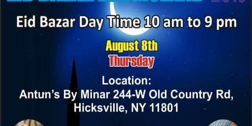 5th Annual Eid Bazaar in Hicksville, Long Island