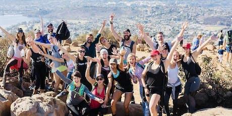 Sunrise Hike   Double Peaks tickets