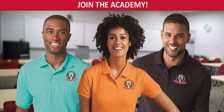 Genuine Academy Volunteer Recruitment tickets