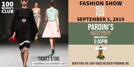 100 WOMEN'S CLUB FASHIONSHOW