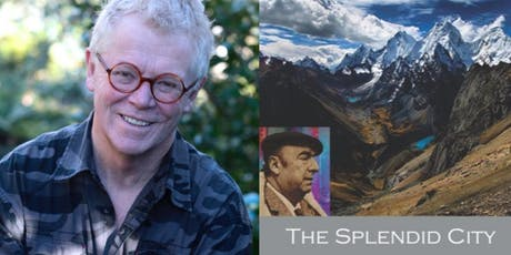 The Splendid City with Author Terence Clarke tickets