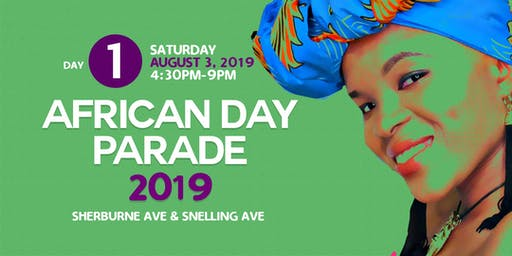 African Day Parade 2019 | Little Africa of Minnesota