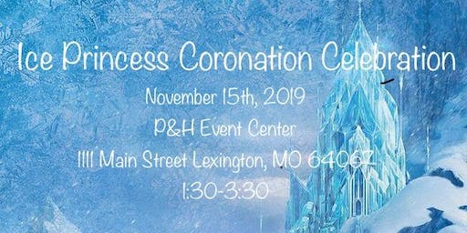 Ice Princess Coronation Celebration