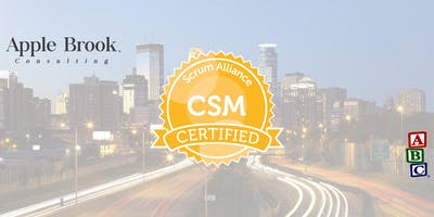 Certified ScrumMaster® (CSM) - Minneapolis - October 3-4
