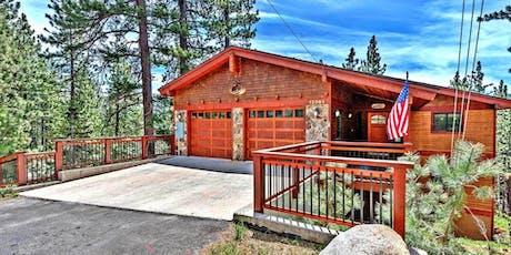 SenseBrain SV office Lake Tahoe Team Building tickets