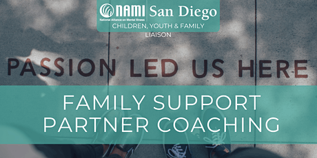 Family/Youth Partner Coaching Meeting FY 2019-20 tickets