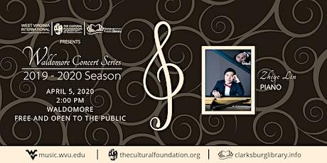 Waldomore Concert Series: Zhiye Lin tickets
