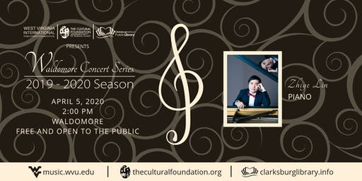 Waldomore Concert Series: Zhiye Lin