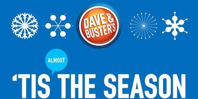 2019 Dave & Buster's Lawrenceville,GA- Holiday Showcase