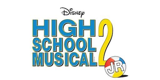 High School Musical 2 JR - Pineapple Cast