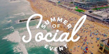 Summer of Social with PCG Digital tickets