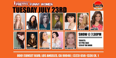 Pretty Funny Women tickets