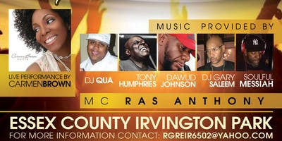 1st Annual Irvington Park House Music Festival