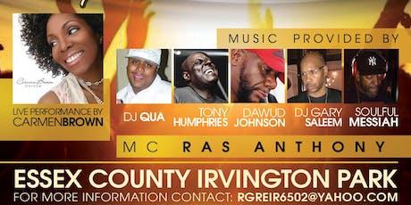 1st Annual Irvington Park House Music Festival tickets