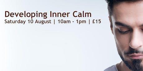 Developing Inner Calm tickets