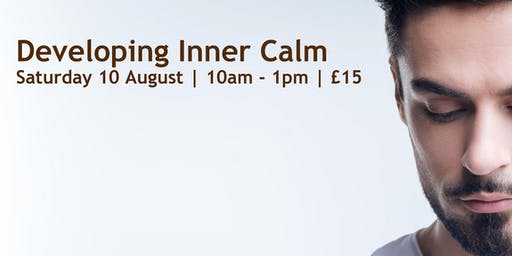 Developing Inner Calm