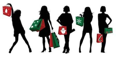 Ladies Shop 'Til You Drop Christmas Expo