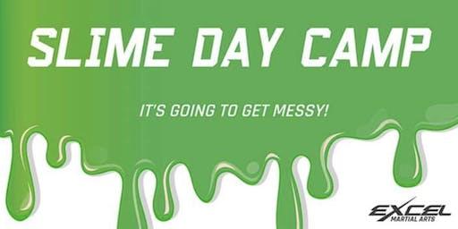 Excel Summer Day Camp - Slime making