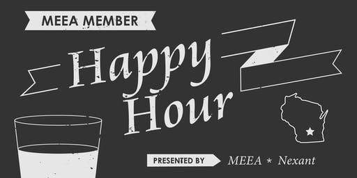 Member Happy Hour with MEEA & Nexant