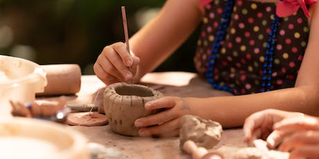 Youth Session 5: Beginner Hand-building (Monday) tickets