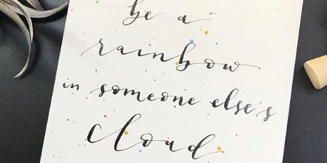 Makers Workshop: Modern Calligraphy tickets
