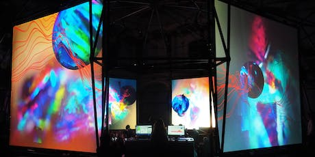 ISM Hexadome: 360° Audiovisual Experience tickets