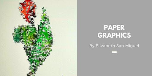 Paper Graphics : Encounter Art