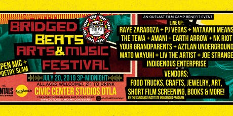 Bridged Beats Arts and Musical Festival tickets