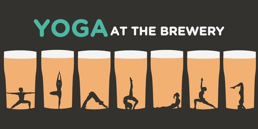 Flow and Glow Yoga at the Brewery