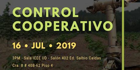Conferencia: ¿Qué es Control Cooperativo? entradas