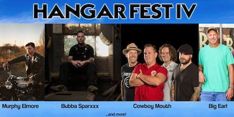 Hangar Fest 4 tickets