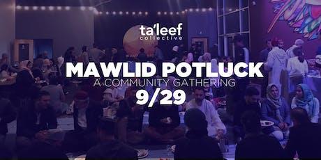 Mawlid Potluck tickets