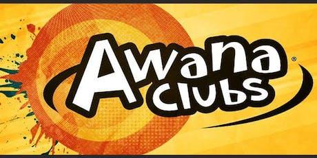 Awana  tickets