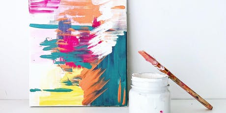 Makers Workshop: Abstract Painting tickets