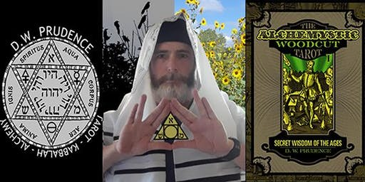 Daniel Loeb Book Signing & Alchemystic Woodcut Tarot Reading Free Event