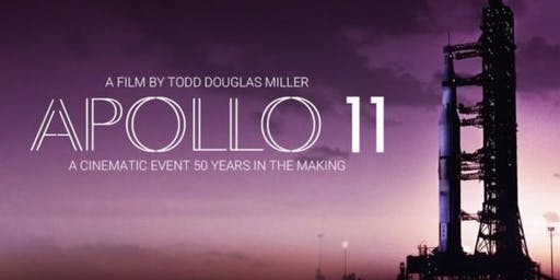 Movie Night in the Planetarium: Apollo 11 - 7:30pm Showtime