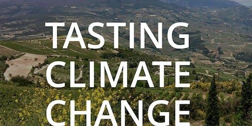 TASTING CLIMATE CHANGE / GOÛTER AUX CHANGEMENTS CLIMATIQUES