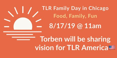 TLR Family Day in Chicago tickets