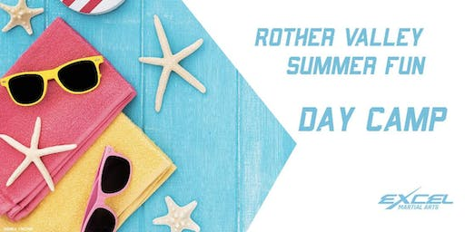 Excel Summer Day Camp - Rother Valley Fun Day