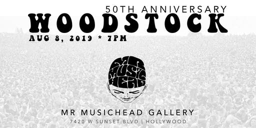 Woodstock 50th Anniversary | Opening Reception