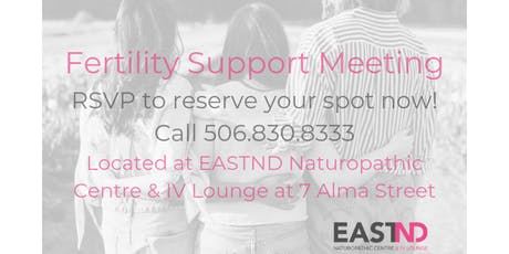 Fertility Support Meeting tickets