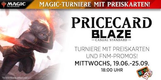 Magic: BLAZE - Pricecard