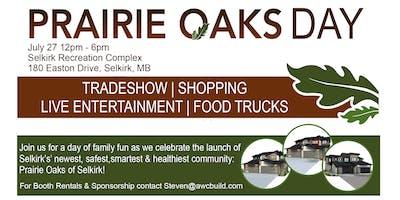 Prairie Oaks Day
