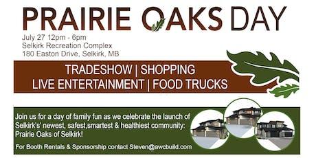 Prairie Oaks Day tickets